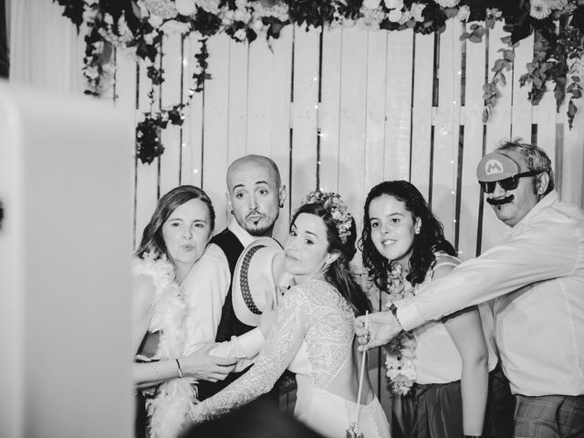 La boda de Aingeru y Laura en Quejana, Álava 100