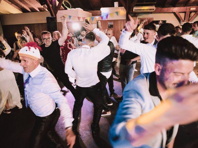 La boda de Aingeru y Laura en Quejana, Álava 101