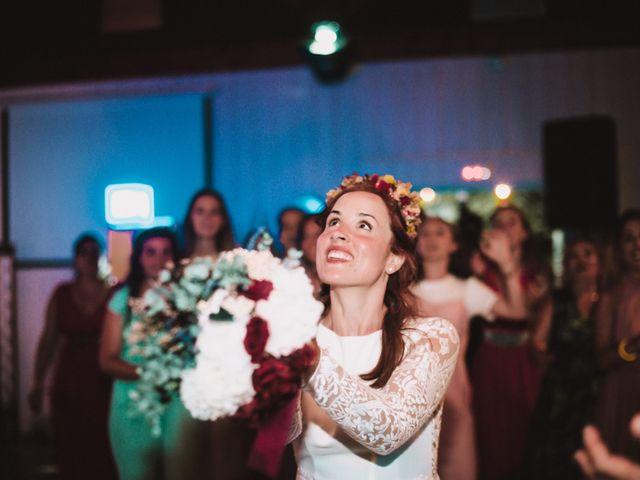 La boda de Aingeru y Laura en Quejana, Álava 106