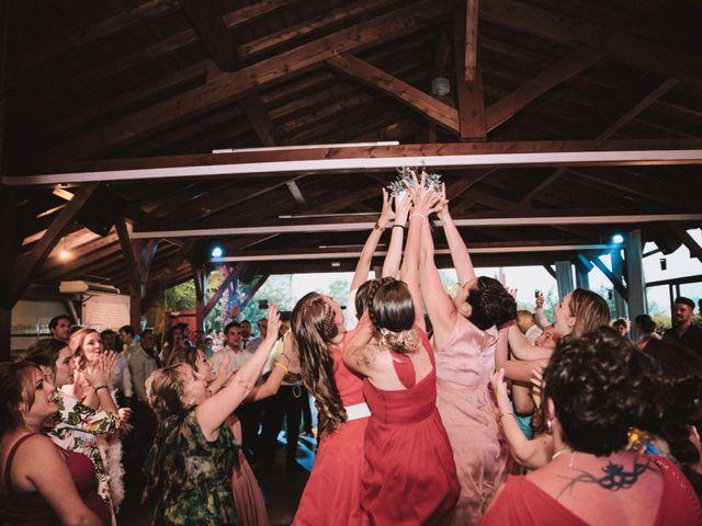 La boda de Aingeru y Laura en Quejana, Álava 107