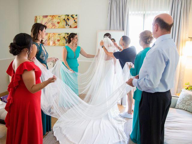 La boda de Luis y Marta en Castellar De La Frontera, Cádiz 22