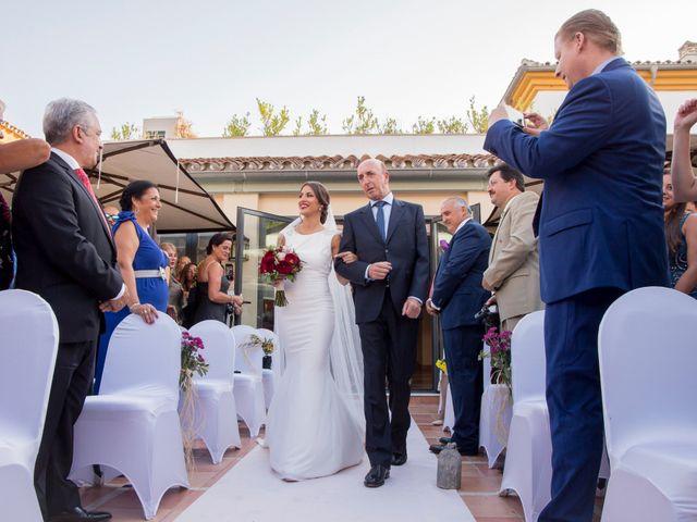 La boda de Luis y Marta en Castellar De La Frontera, Cádiz 26