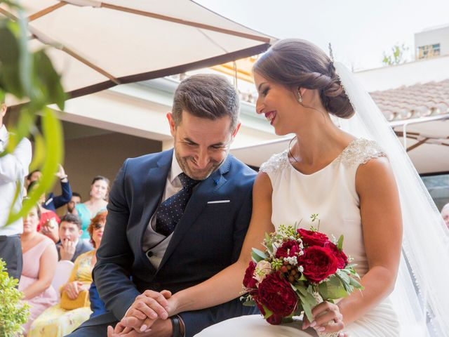 La boda de Luis y Marta en Castellar De La Frontera, Cádiz 27