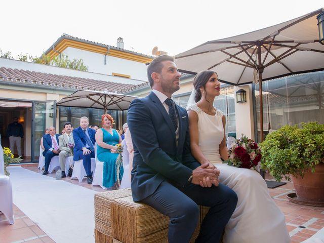 La boda de Luis y Marta en Castellar De La Frontera, Cádiz 28