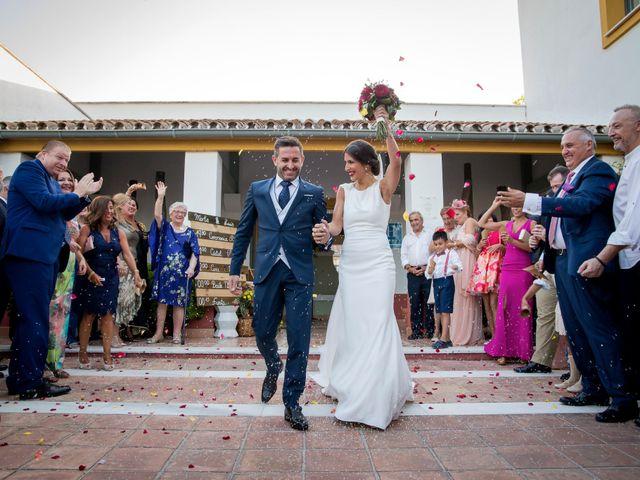 La boda de Luis y Marta en Castellar De La Frontera, Cádiz 30
