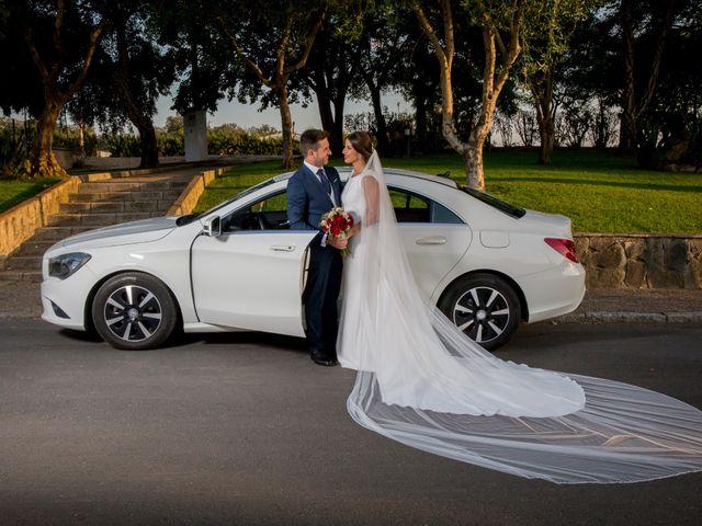 La boda de Luis y Marta en Castellar De La Frontera, Cádiz 31