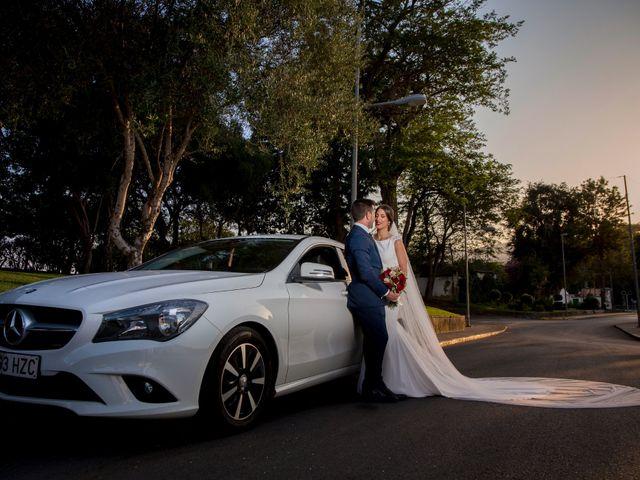 La boda de Luis y Marta en Castellar De La Frontera, Cádiz 32