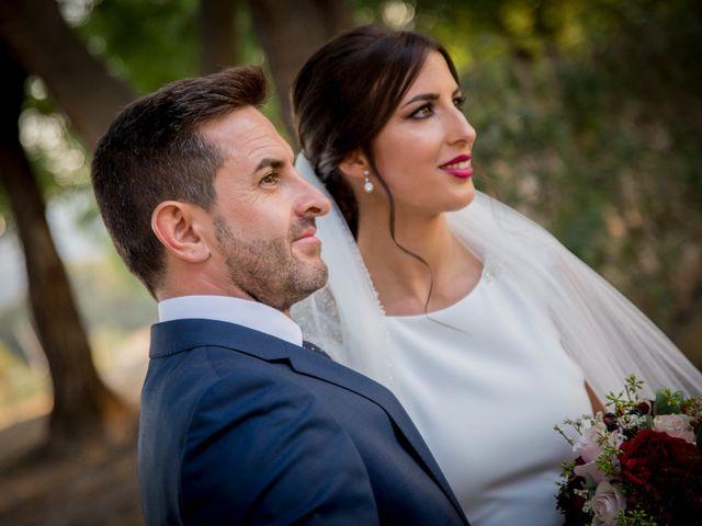 La boda de Luis y Marta en Castellar De La Frontera, Cádiz 33