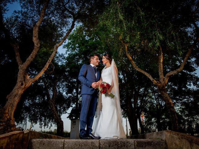 La boda de Luis y Marta en Castellar De La Frontera, Cádiz 34