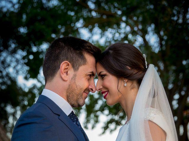 La boda de Luis y Marta en Castellar De La Frontera, Cádiz 35