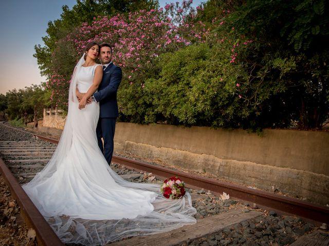 La boda de Luis y Marta en Castellar De La Frontera, Cádiz 36
