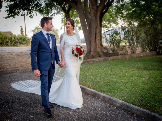 La boda de Luis y Marta en Castellar De La Frontera, Cádiz 38