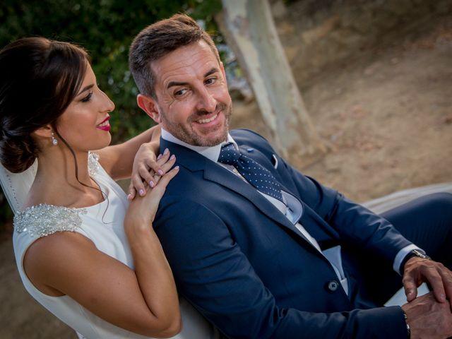 La boda de Luis y Marta en Castellar De La Frontera, Cádiz 39