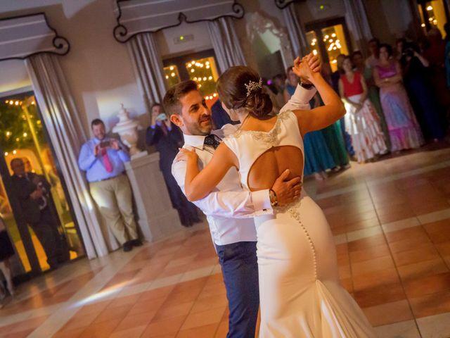 La boda de Luis y Marta en Castellar De La Frontera, Cádiz 44