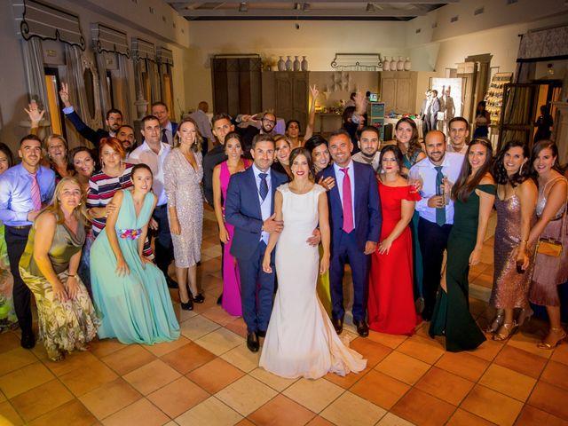 La boda de Luis y Marta en Castellar De La Frontera, Cádiz 45