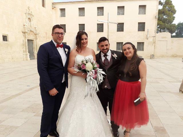 La boda de José Luis y Jessy en Alacant/alicante, Alicante 5