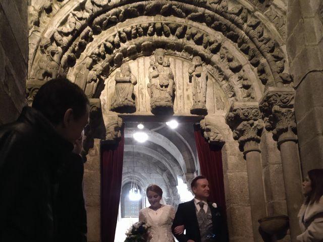 La boda de Antonio y Teresa en Santiago De Compostela, A Coruña 5