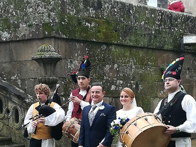 La boda de Antonio y Teresa en Santiago De Compostela, A Coruña 8