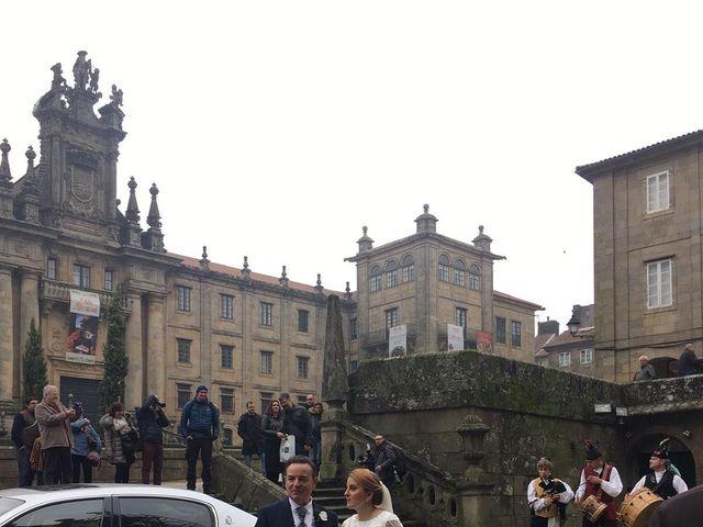 La boda de Antonio y Teresa en Santiago De Compostela, A Coruña 6
