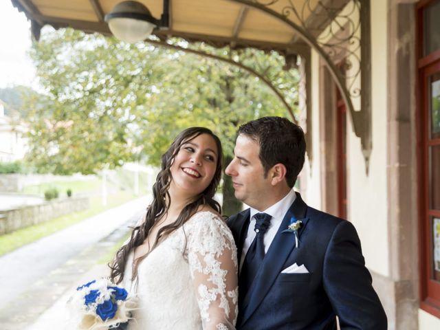 La boda de Sergio y Ana en Puente Viesgo, Cantabria 1