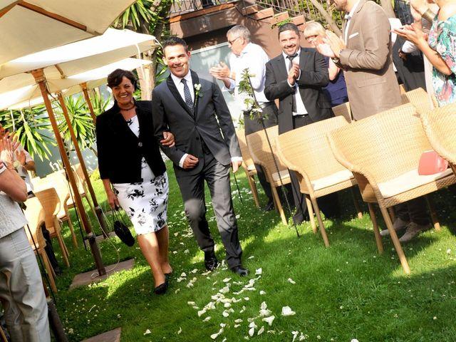 La boda de Javi y Toñi en Lloret De Mar, Girona 9