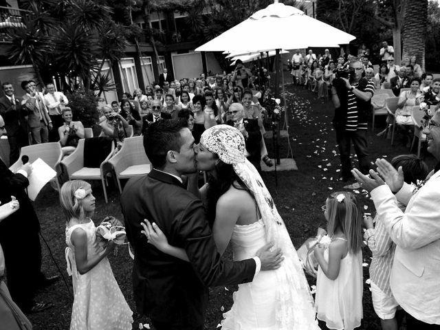 La boda de Javi y Toñi en Lloret De Mar, Girona 14