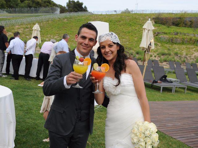 La boda de Javi y Toñi en Lloret De Mar, Girona 25