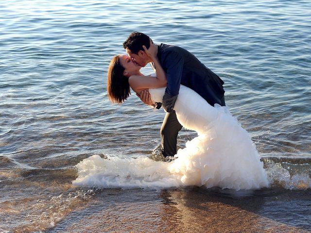 La boda de Javi y Toñi en Lloret De Mar, Girona 31