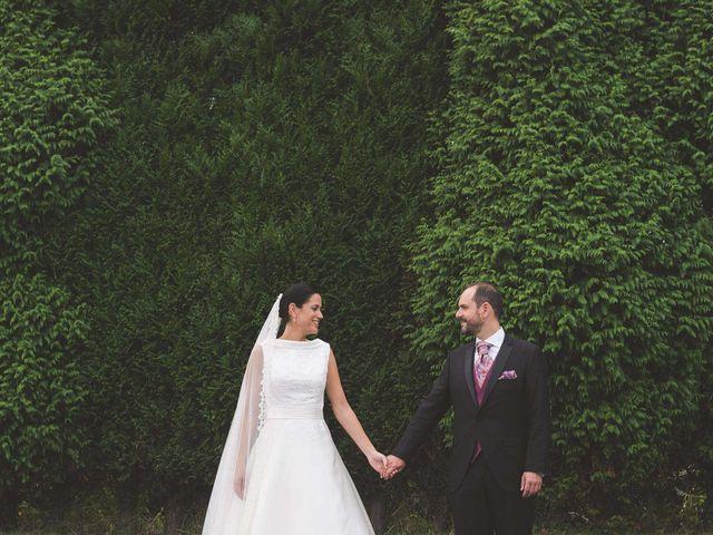 La boda de Inés y Loren