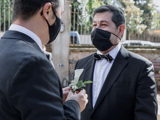 La boda de Silvia y Victor en Vilanova Del Valles, Barcelona 35