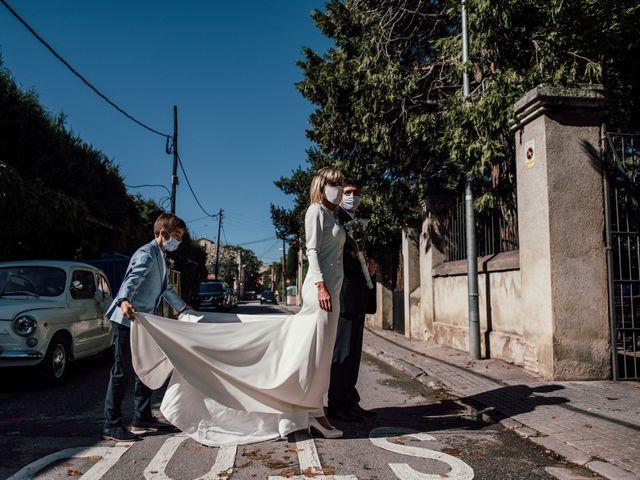 La boda de Silvia y Victor en Vilanova Del Valles, Barcelona 44
