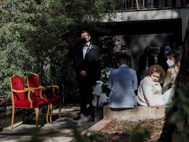 La boda de Silvia y Victor en Vilanova Del Valles, Barcelona 45