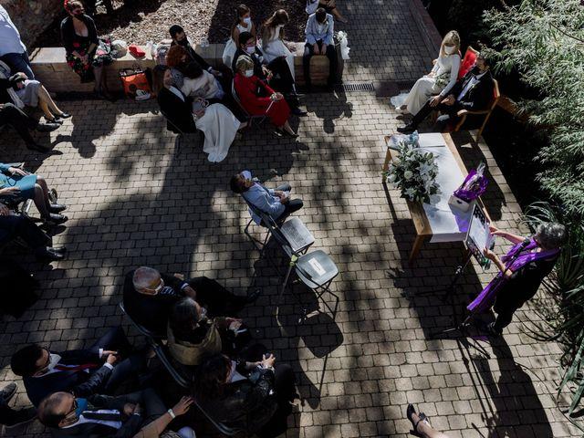 La boda de Silvia y Victor en Vilanova Del Valles, Barcelona 56