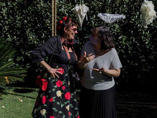 La boda de Silvia y Victor en Vilanova Del Valles, Barcelona 87