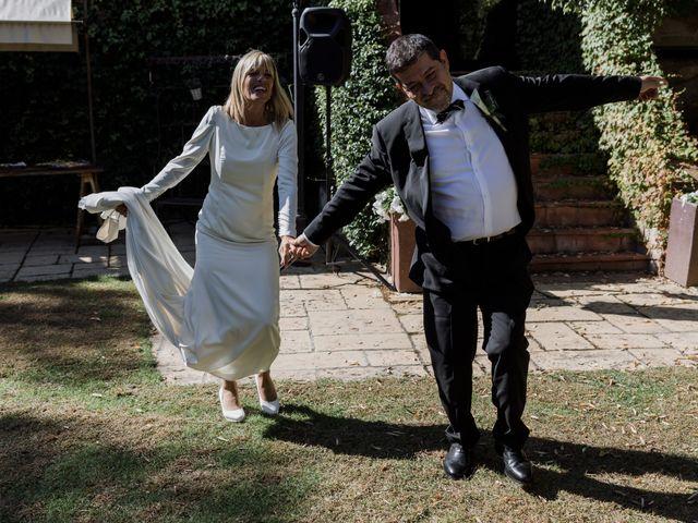 La boda de Silvia y Victor en Vilanova Del Valles, Barcelona 88