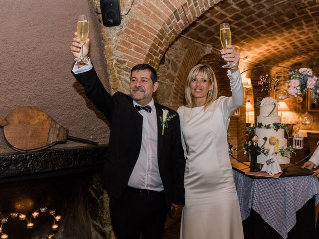La boda de Silvia y Victor en Vilanova Del Valles, Barcelona 94