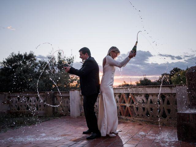 La boda de Silvia y Victor en Vilanova Del Valles, Barcelona 107