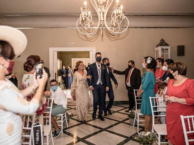 La boda de Adrián y Cristina en Jerez De La Frontera, Cádiz 10