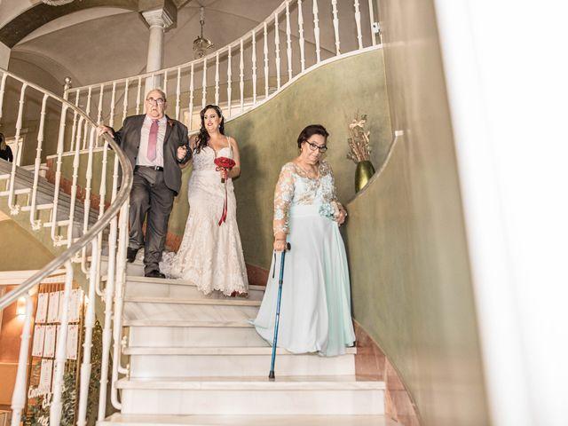 La boda de Adrián y Cristina en Jerez De La Frontera, Cádiz 11