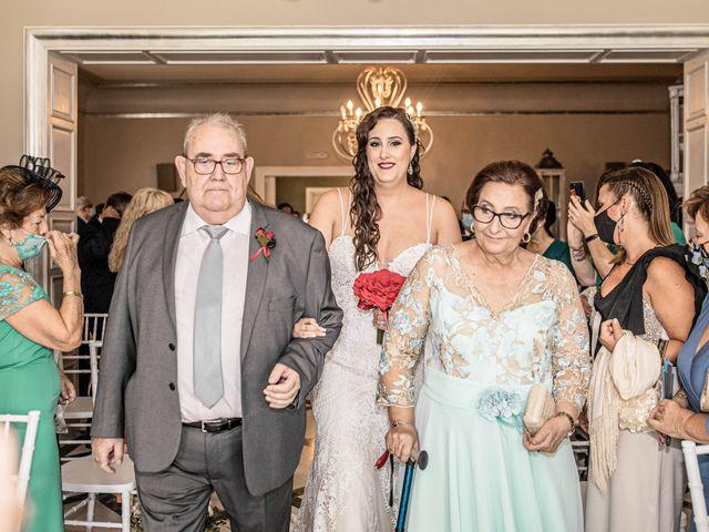 La boda de Adrián y Cristina en Jerez De La Frontera, Cádiz 12