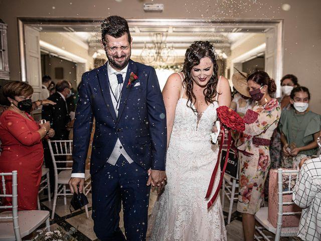 La boda de Adrián y Cristina en Jerez De La Frontera, Cádiz 18