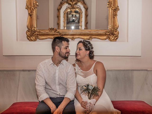 La boda de Adrián y Cristina en Jerez De La Frontera, Cádiz 30