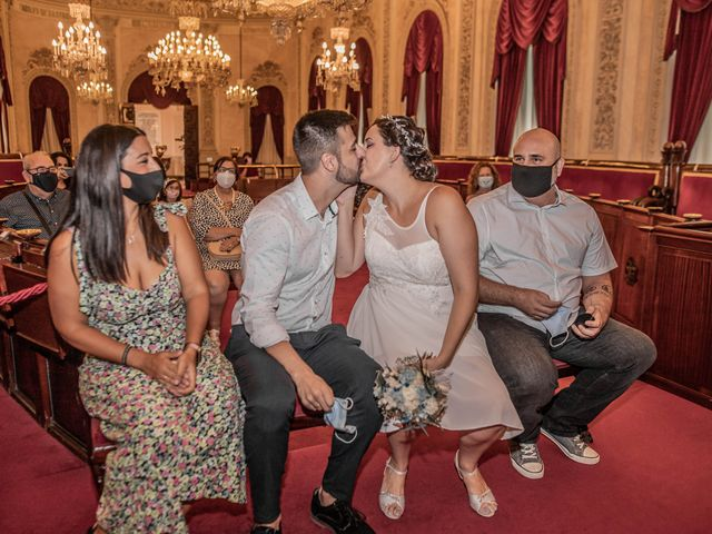La boda de Adrián y Cristina en Jerez De La Frontera, Cádiz 34