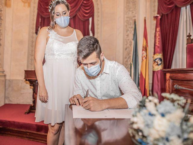 La boda de Adrián y Cristina en Jerez De La Frontera, Cádiz 35