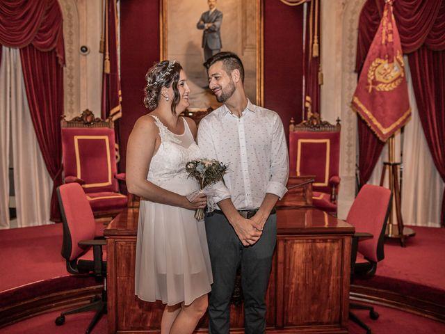 La boda de Adrián y Cristina en Jerez De La Frontera, Cádiz 36