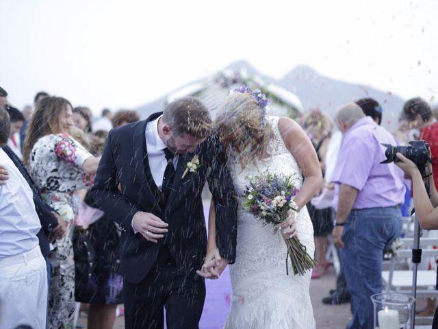 La boda de Pedro y Isabel en La Isleta, Almería 5