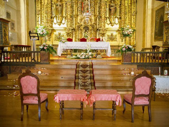 La boda de Abilio y María en Autillo De Campos, Palencia 24