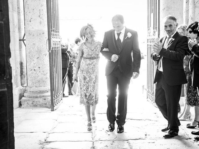 La boda de Abilio y María en Autillo De Campos, Palencia 35