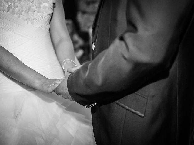 La boda de Abilio y María en Autillo De Campos, Palencia 40
