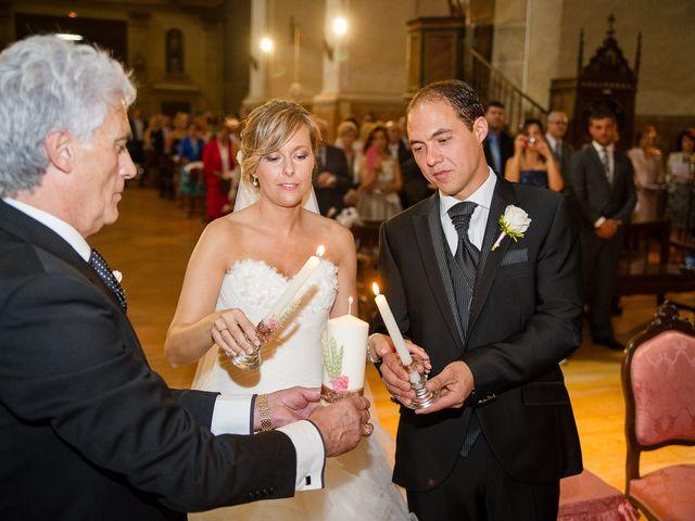 La boda de Abilio y María en Autillo De Campos, Palencia 41